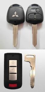 mitsubishi car keys duplication transponder key philippines