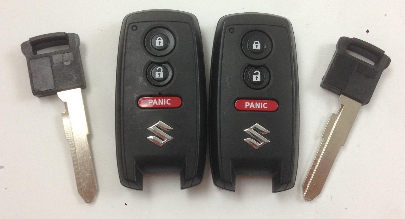 Suzuki remote car key duplication services nearby